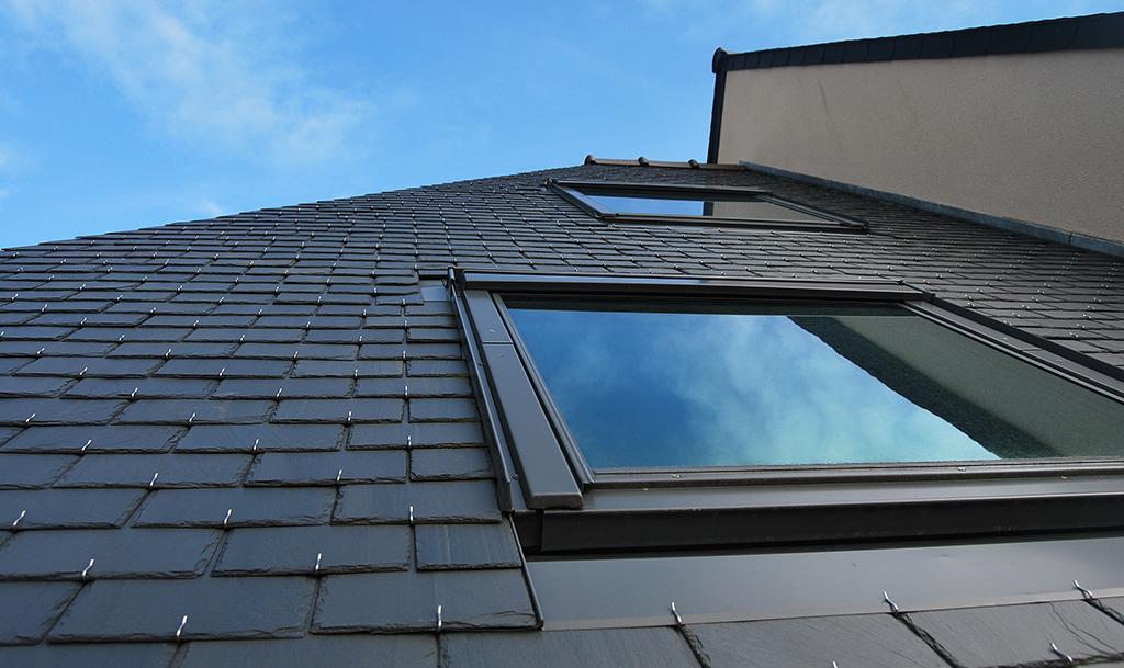 Pose Fenêtres de toiture  - Grégoire Toitures sprl en Province de Luxembourg (Gouvy, Houffalize, Vielslam, Bastogne)