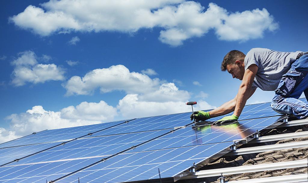 Pose Les panneaux solaires et photovoltaïques  - Grégoire Toitures sprl en Province de Luxembourg (Gouvy, Houffalize, Vielslam, Bastogne)